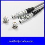 circular lemo 00S 0S1S series push pull coaxial connector