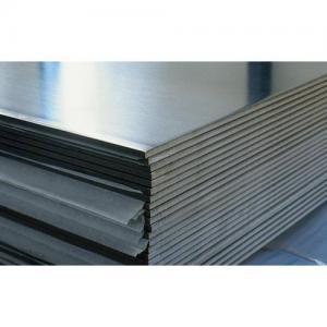 China High Hardness Aluminium Sheet Plate , Polished Aluminum Sheet Metal on sale