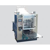 Buy cheap Button Type Embossing Folding Machine For Non Woven Boxes 50hz 8.5kw 380v from wholesalers