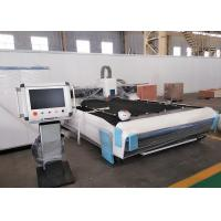 Wholesale CNC Fiber Desktop Laser Cutting Machine For Sheet Plate / Pickling Board from china suppliers