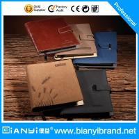 Wholesale Special design and the cheap loose leaf notebooks from china suppliers