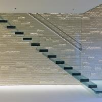 Wholesale Glass Staircase / Build Floating Stair/ Wooden stair from china suppliers