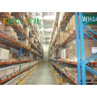 Wholesale Custom Warehouse Racking System FEM Certificated Standard , Warehouse Rack Numbering System from china suppliers