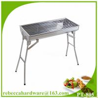 Wholesale Outdoor Stainless Steel Garden Charcoal Grill For BBQ from china suppliers