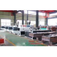 Wholesale PVC Plastic Corrugated Roof Sheet Machine / Roofing Sheet PVC Machine from china suppliers