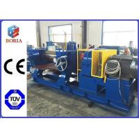 "Quality TUV SGS Certificated Rubber Mixing Machine 48"" Roller Working Length for sale"
