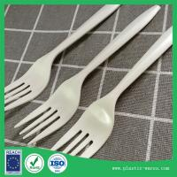 Wholesale Compostable Cornstarch Forks from china suppliers