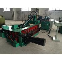 Buy cheap Stainless Steel Hydraulic Scrap Baler Machine , Turn - Out Baling Press Machine Y81F - 315 from Wholesalers