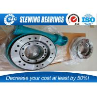 Quality most popular model of  Enclosed Worm Gear Drive Slew Drive for wind turbines for sale