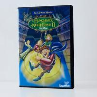 The Hunchback of Notre Dame II disney dvd movie children carton dvd with slipcover case