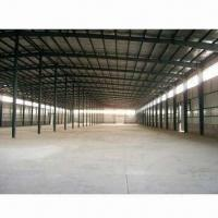 China Steel Shed/Warehouse/Storage with Low Cost and Flexible Installation on sale