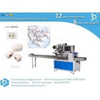 Quality Ice chips Candy Packaging machine cotton marshmallow jelly soft candy packing machine for sale