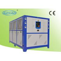 Wholesale Commercial Air Cool Air Conditioner Chiller For Cooling , Low temperature from china suppliers