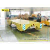 Buy cheap Durable Railroad Speeder Cars / Motorized Rail Cart For Manufacturing Industry from wholesalers