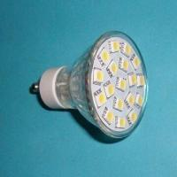 Wholesale 18SMD5050 LED Bulb with GU10 Lamp Holder and 110/220V Voltage from china suppliers