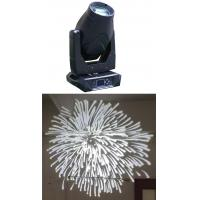 Wholesale Moving Head LED Stage Lights / LED Moving Head Lights 3 Gobo Wheels 2 Color Wheels from china suppliers