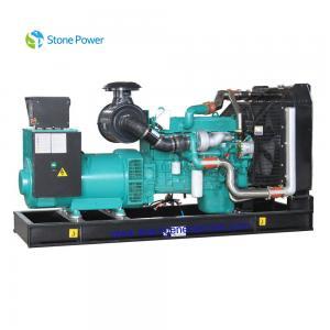 Wholesale 60hz Cummins Diesel Genset Turbocharged / 230kw 287.5kva Diesel Generator Set from china suppliers