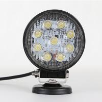 27W LED Lights LED Car Bulbs For Motorcycles for Off road Jeep