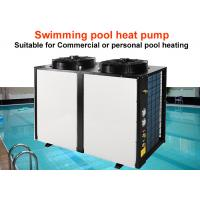 Wholesale Economic Swimming Pool Heat Pump , Personal Indoor Air Source Heat Pump from china suppliers
