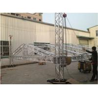 Buy cheap Square Smart Stage Aluminum Lighting Truss Light Weight For Exhibition from Wholesalers