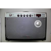 Quality Music Bluetooth Portable Pa Speaker System With Cd Player , Rechargeable Battery for sale