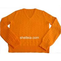 Wholesale Mens Cashmere Sweater, Mens Cables Cardigan, Man's Cashmere Pullover from china suppliers