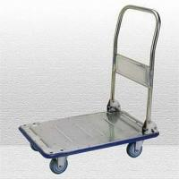Wholesale Stainless Steel Hand Truck with Capacity of 200kg, Measuring 735 x 480 x 855mm from china suppliers