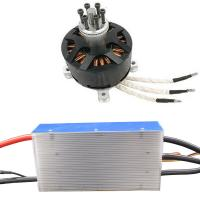 Wholesale MP120100 80KV Sensorless Brushless Motor Vinyl For Electric Car / Airplane / UAV from china suppliers