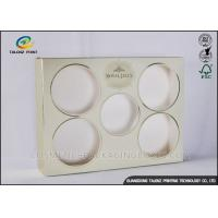 Wholesale Golden Stamping Foldable Gift Boxes Six Small Windows Easy Disassembled from china suppliers