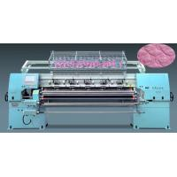 China Lock Stitch Home Textile Machine Three Axis Drive Control For Quilting on sale