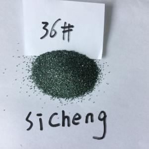 China Diamond grinding disc / Abrasive tools making materials green silicon carbide/carborundum/GC on sale