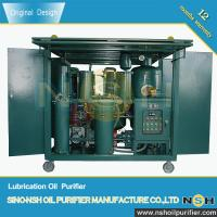 Wholesale Best Quality oil lubricant recycle machine,model LV, suits for all lubricant oils, mobile type, vacuum treatment from china suppliers
