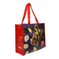 Wholesale Eco Handmade Non Woven Shopping Tote Laminated Grocery Bags For Women from china suppliers