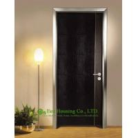 Wholesale Simple Style Aluminium Office Doors, Aluminum Alloy Water Resistance Interior Office Door from china suppliers