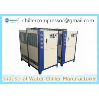Quality 10hp Industrial Air Cooled Water Chiller, 10 tons Industrial Water Chiller for sale