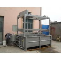 Wholesale Automatic Garment Lifter Hang Dyeing Machine With horizontal rectangular bowl from china suppliers