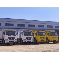 Wholesale 10 Wheeler Howo Dump Truck from china suppliers