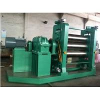 Wholesale Customizable Dimension PVC Calendering Machine , Plastic PVC Sheet Extrusion Machine from china suppliers