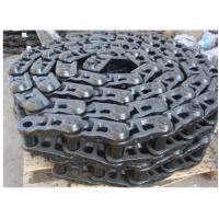 Excavator Track Link Assembly Track Chain Assembly Of