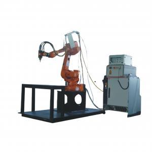 3D Fiber Laser Cutting Machine With Robot Arm, Laser Power 500W