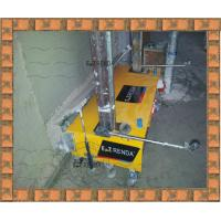 Wholesale Auto Wall Plastering Machine 220V / 50Hz For Cement Mortar Building from china suppliers
