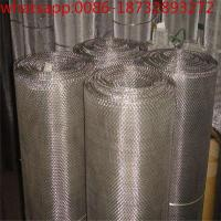 Fecral woven metal wire mesh 100 mesh 0.1mm wire diameter metal mesh/ Heat Resistance FeCrAl wire mesh for infrared burn