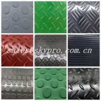 Buy cheap Wear Resistant PVC Vinyl Plastic Sheet , Wear Resistant Laminated Car Floor Mats from wholesalers