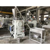 Wholesale Rigid PVC Foam Plate Manufacturing Extrusion Line from china suppliers