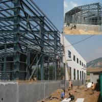 Wholesale Pre Engineered Steel Structure for Warehouse, Workshop, Steel Building from china suppliers