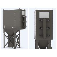 China High Efficiency Pulse Jet Dust Collectors / Filter Cartridge Dust Collector Systems on sale