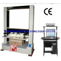 Wholesale BCT-20 Computer Control Electromechanical Box Compression Testing machine from china suppliers