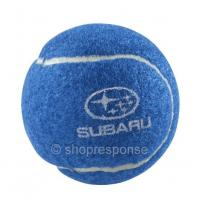 Dog Synthetic Tennis Ball Blue Pet Friendly Non Toxic 2.5 Official