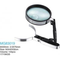 Wholesale Office Desktop Magnifying Glass Magnifier Loupe Microscope Adjustable Clamp from china suppliers