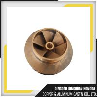 Precision CNC Turning Brass Die Casting Parts For Medical ISO 9001 Approved